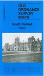 Alan Godfrey Map - South Belfast 1920