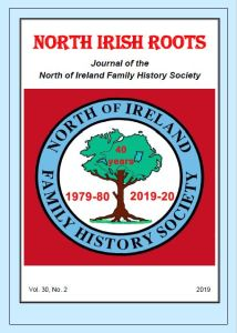 North Irish Roots V30.2 cover