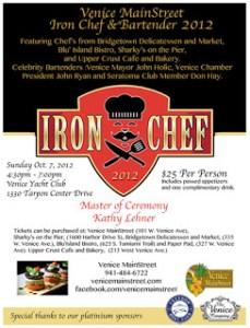 Iron Chef 2012