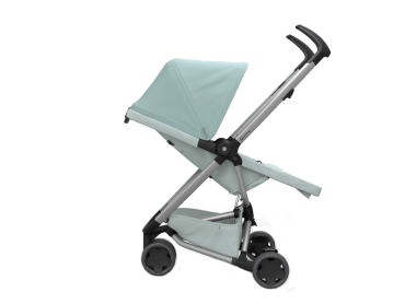 Our first long-distance with a toddler & the Quinny Zapp Flex stroller test at {nifty thrifty things}
