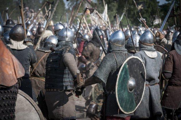Wolin, niedzielna bitwa
