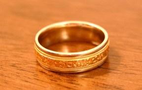 Wedding Ring small
