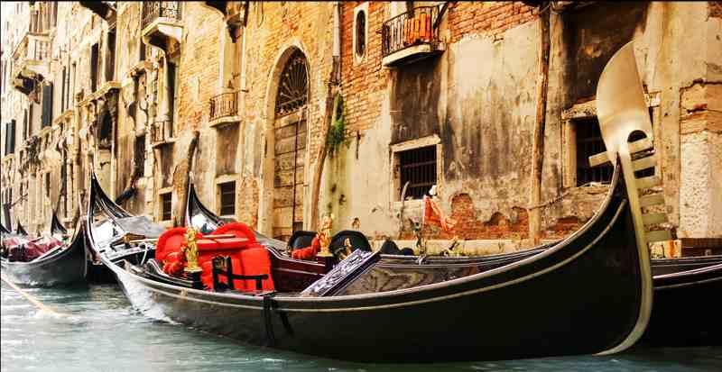 Rocking Gondola