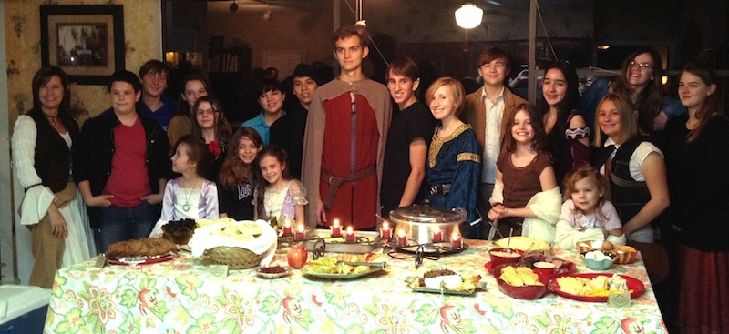 Hobbit dinner and a movie!