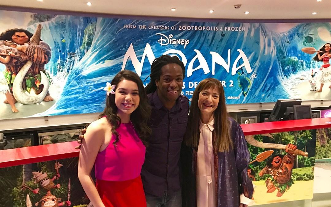 Disney's Moana Multimedia Screening