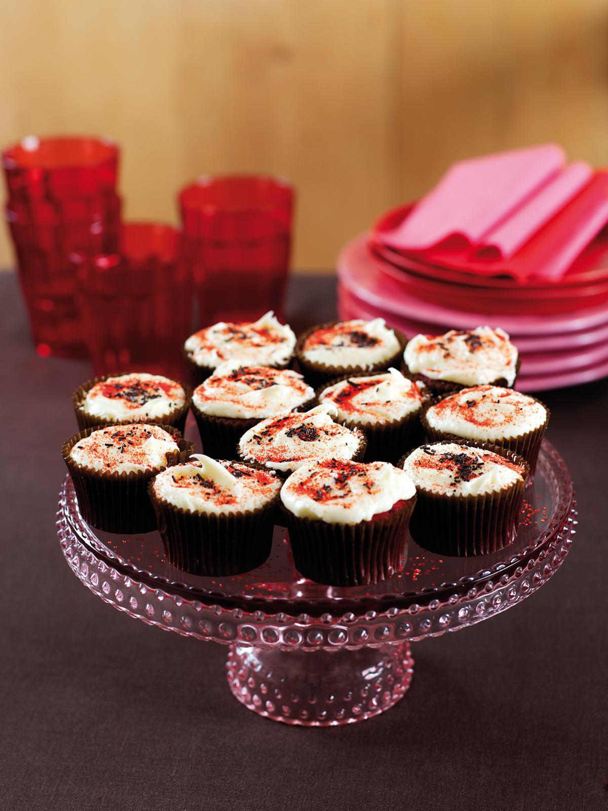 Red Velvet Cupcakes Nigella S Recipes Nigella Lawson