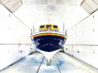 Birth of a Lifeboat