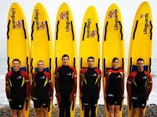 Lifeguard Line Up - Cromer