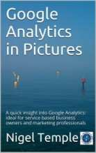 Google Analytics in Pictures front cover Ver1