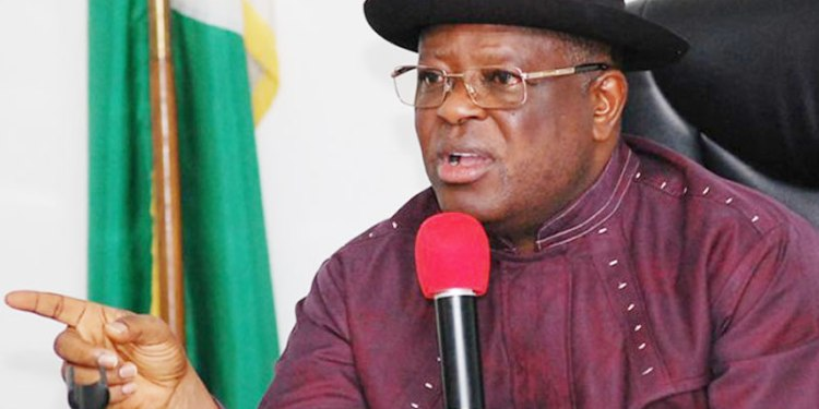 Governor David Umahi