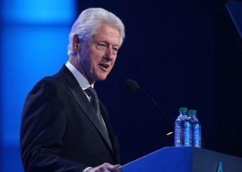 Former US President Bill Clinton