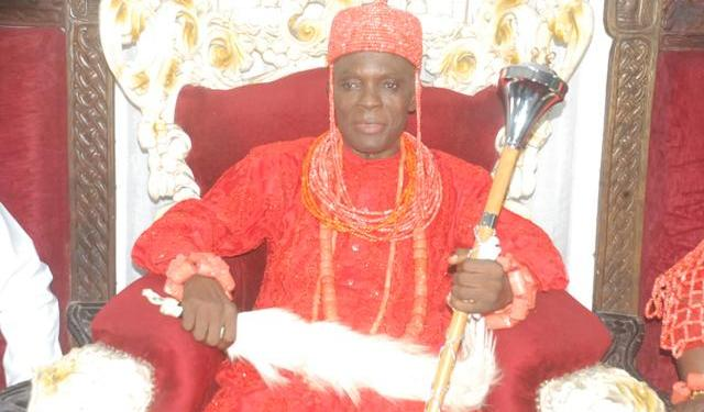 Late Orosuen of Okere-Urhobo Kingdom in Warri, Prof. Paul Oghenero Okumagba, Idama 11.