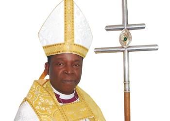 Most Rev. Nicholas  Okoh, Primate of Curch of Nigeria (Anglican Communion)