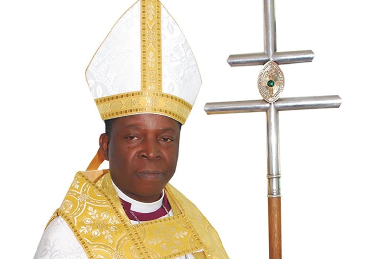 Most Rev. Nicholas  Okoh, Primate of Curch of Nigeria (Anglican Communion)