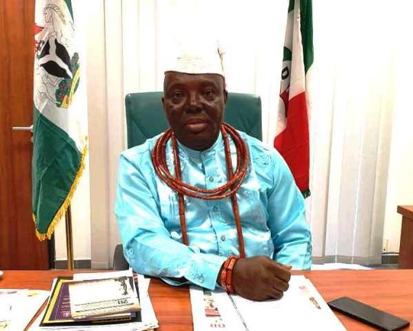 House Rep member, Chief Efe Afe