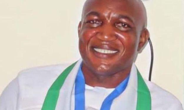 David Lyon, Bayelsa State APC governorship candidate