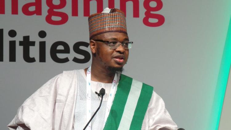 Dr Isa Ali Ibrahim Pantami, Minister of Communications