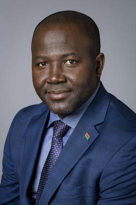Gambia's Ambassador and Permanent Representative to UN, Lang Yabou