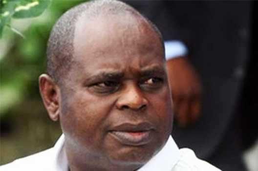Former Bayelsa State governor, late Chief Diepreye Alamieyeseigha