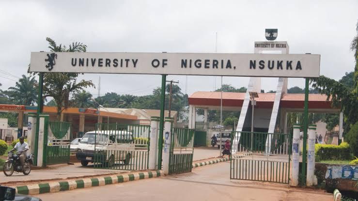 UNN School gate