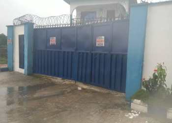 Opeans Safety Training Centre at Opete near Warri, Delta State.