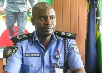 Delta State Commissioner of Police, Hafiz Mohammed-Inuwa