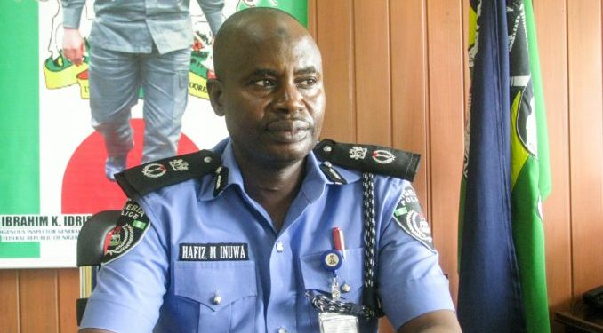 Delta State Commissioner of Police, Hafiz Mohammed-Inuwa