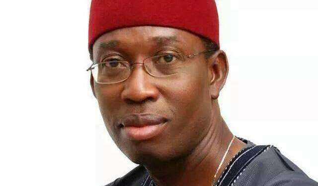 Governor Ifeanyi Okowa of Delta State