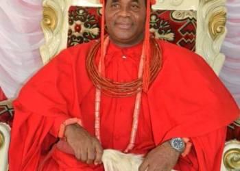 he Ovie of Oghara kingdom in Delta State, HRM Noble Eshimetan, Orefe III