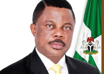 Chief Willy Obiano, Anambra State governor