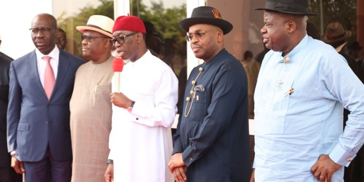 South South governors