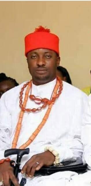 Prince Amb. Okiemute Ogbon