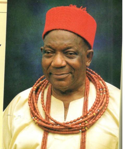 Olorogun Moses Taiga, President General, Urhobo Progress Union (UPU)