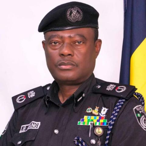 Anambra Commissioner of Police, John Abang