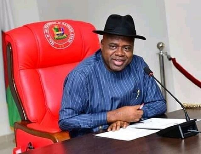 Governor Douye Diri of Bayelsa State