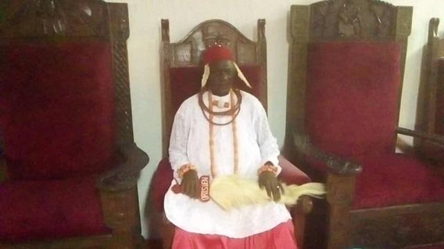 Orosuen of Okere-Urhobo Kingdom, HRM Okumagba ll