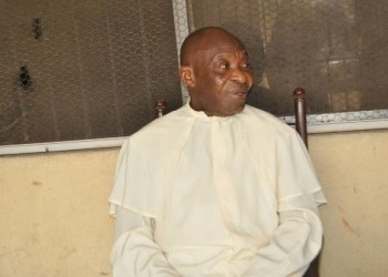 Very Fr. Patrick Eyayomo