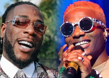Burna Boy and Wizkid