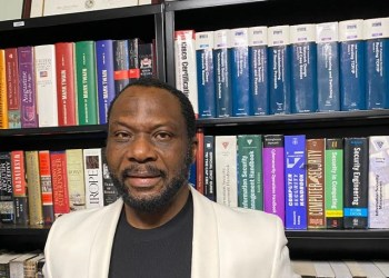 Dr. Augustine Ohwobete