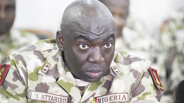 Ibrahim-Attahiru, Chief of Army Staff