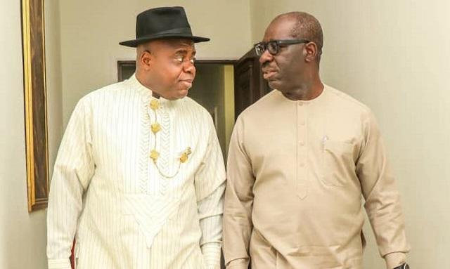 Governors Diri and Obaseki