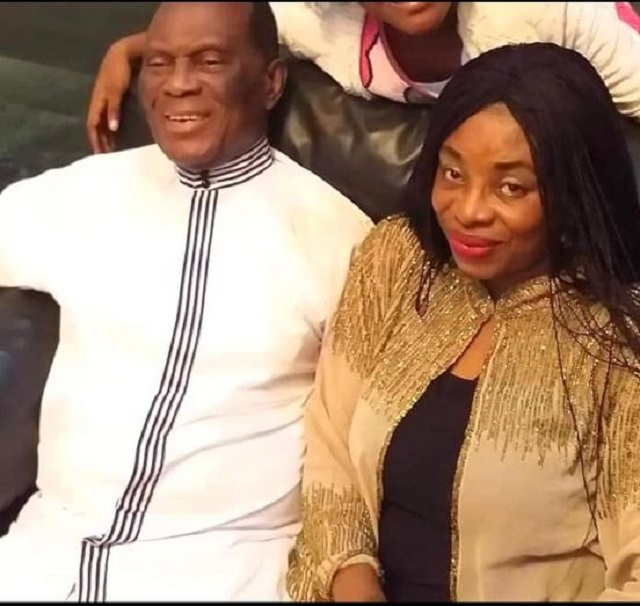 Late Pa and Mrs Ayomike