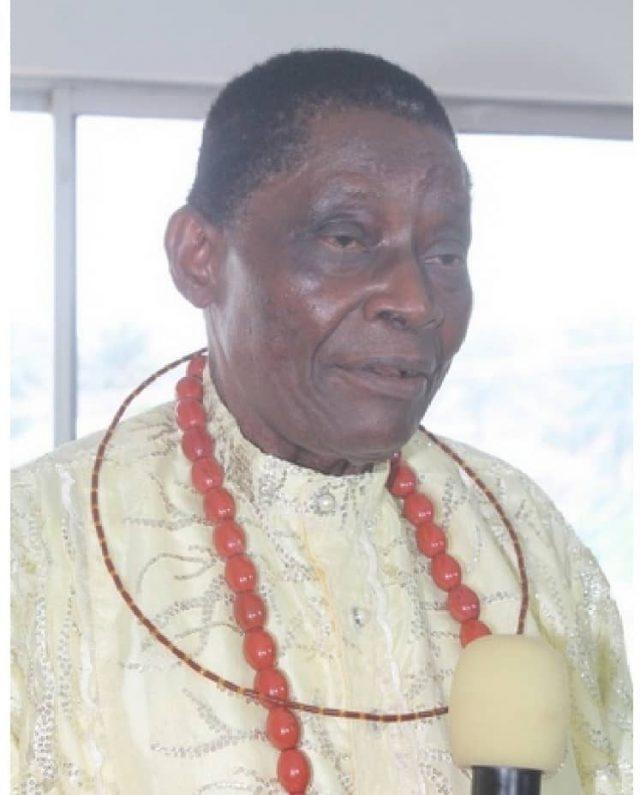 Dr. Peter Claver Obakponovwe
