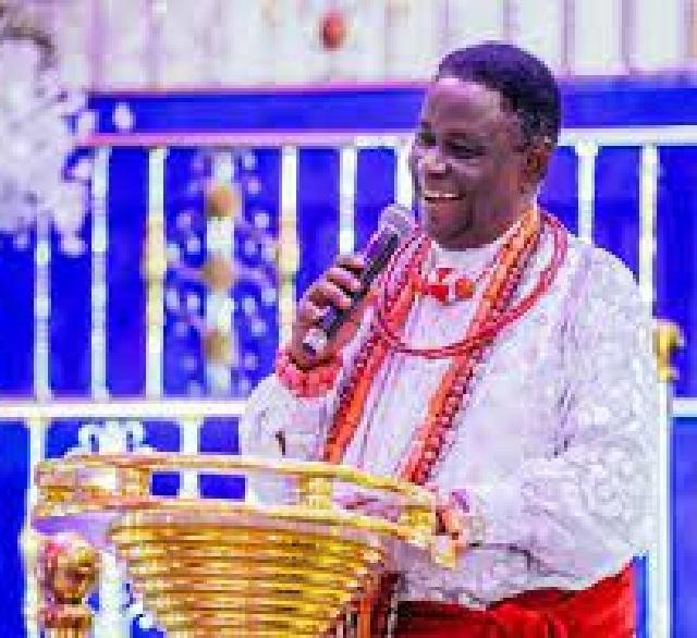Chief Charles Ikomi