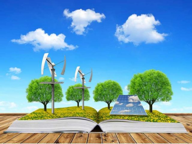 Background Information About Renewable Energy Climate