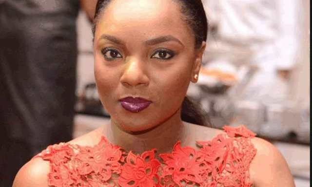Actress Chioma Akpotha