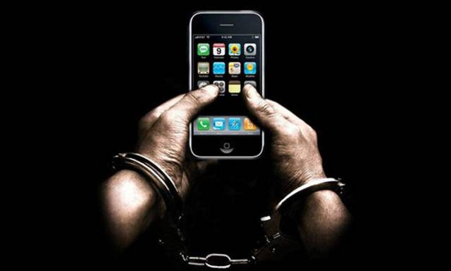 stealing phones