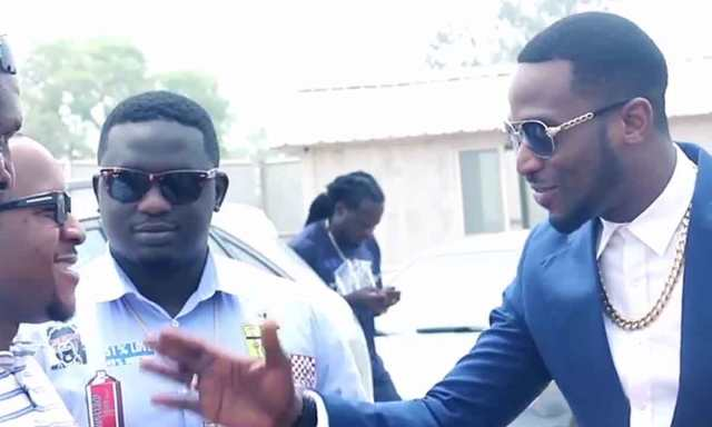 Dbanj and Wande Coal