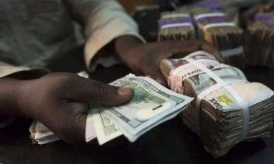 dollar to naira bank rate today