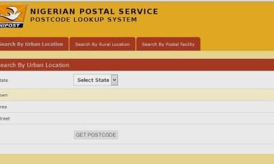 postal codes - Nigeria ZIP code